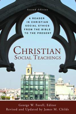 Cover for Christian Social Teachings