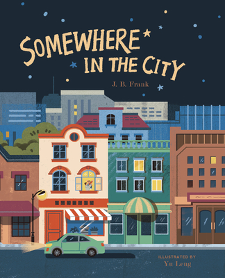 Cover for Somewhere in the City
