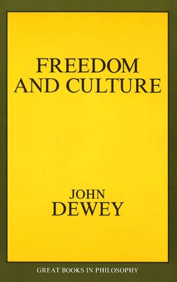 Freedom and Culture (Great Books in Philosophy) Cover Image