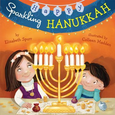 Happy Sparkling Hanukkah Cover Image