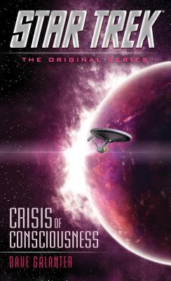 Cover for Crisis of Consciousness (Star Trek