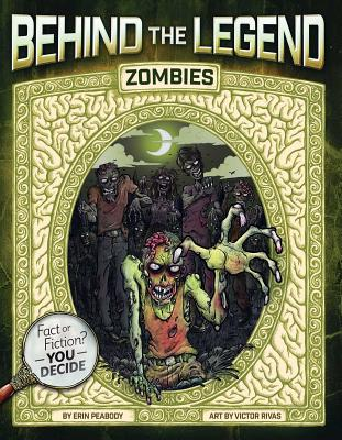 Zombies (Behind the Legend) Cover Image