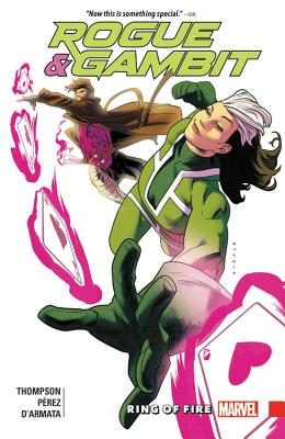 Rogue & Gambit: Ring of Fire Cover Image