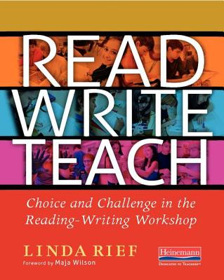 Read Write Teach Cover