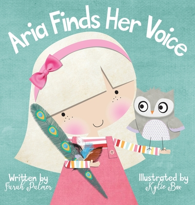 Aria Finds Her Voice Cover Image