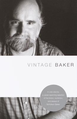 Vintage Baker Cover