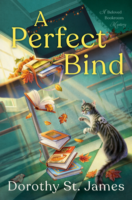 A Perfect Bind (A Beloved Bookroom Mystery #2) Cover Image