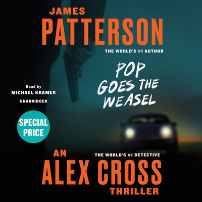 Pop Goes the Weasel Lib/E (Alex Cross Novels #5) Cover Image