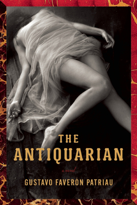 The Antiquarian Cover Image