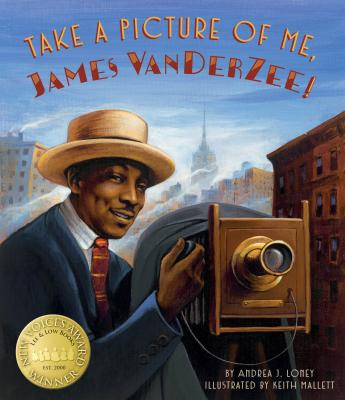 Take a Picture of Me, James Van Der Zee! Cover Image