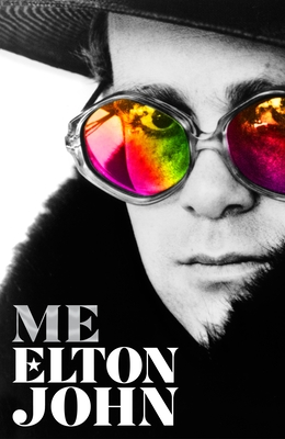 Me: Elton John Official Autobiography Cover Image
