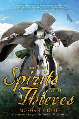 A Book of Spirits and Thieves Cover Image