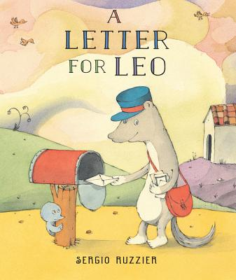 A Letter for Leo Cover Image