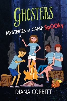 Ghosters 4: Mysteries of Camp Spooky Cover Image