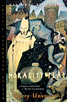 Morality Play Cover