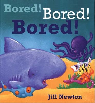 Bored! Bored! Bored! Cover