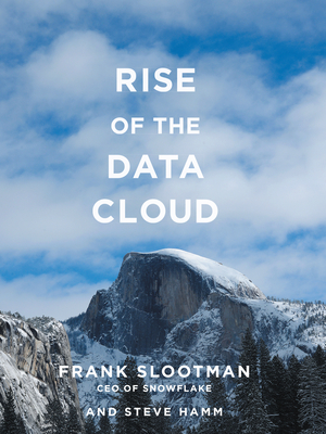 Rise of the Data Cloud cover