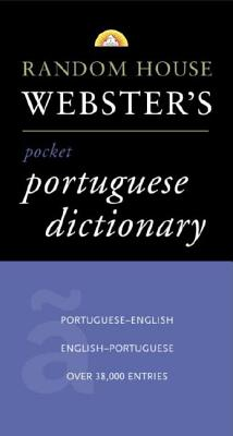 Random House Webster's Pocket Portuguese Dictionary Cover