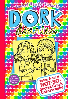 Dork Diaries 12: Tales from a Not-So-Secret Crush Catastrophe Cover Image