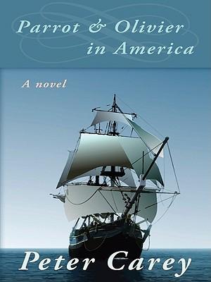 Cover for Parrot and Olivier in America