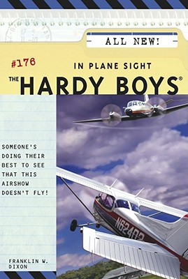 In Plane Sight (Hardy Boys #176) Cover Image