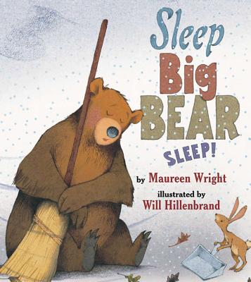 Sleep, Big Bear, Sleep! Cover