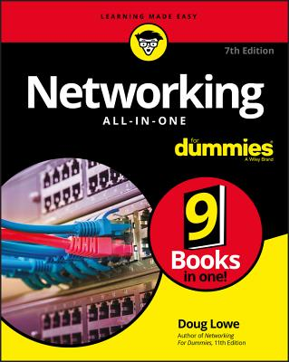 Networking All-In-One for Dummies Cover Image