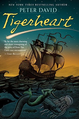 Tigerheart Cover Image
