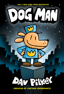 Dog Man Cover