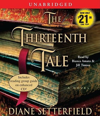 The Thirteenth Tale: A Novel Cover Image