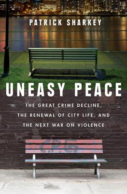 Cover for Uneasy Peace