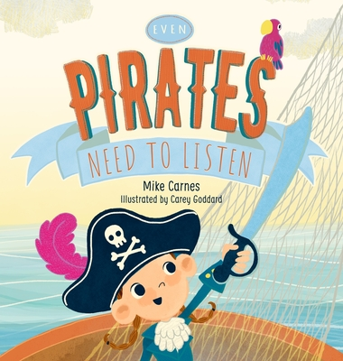 Even Pirates Need to Listen Cover Image
