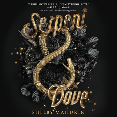 Serpent & Dove Lib/E Cover Image