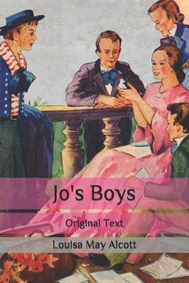 Jo's Boys: Original Text Cover Image