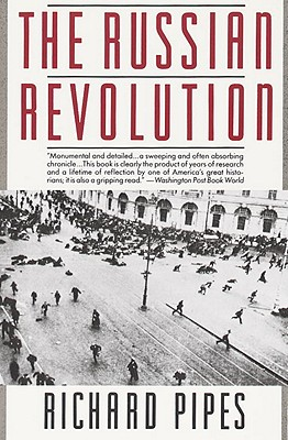 The Russian Revolution Cover