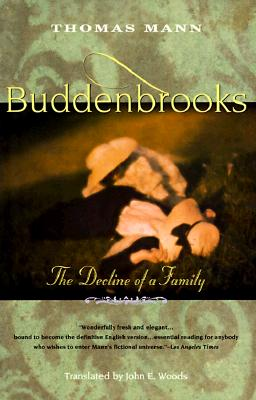Buddenbrooks: The Decline of a Family (Vintage International) Cover Image