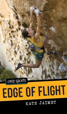 Edge of Flight (Orca Sports) Cover Image