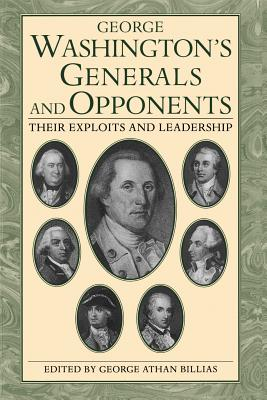 Cover for George Washington's Generals And Opponents