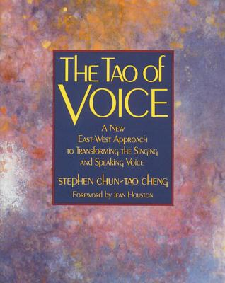 Cover for The Tao of Voice