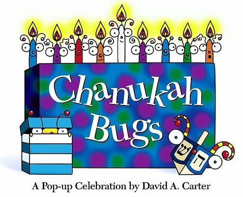 Chanukah Bugs: A Pop-up Celebration Cover Image