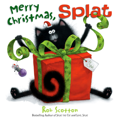 Merry Christmas, Splat Cover Image