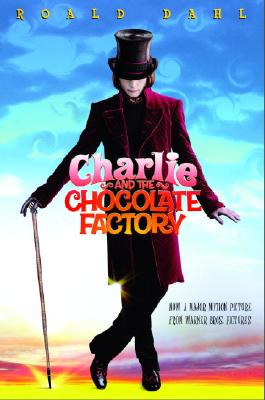 Charlie and the Chocolate Factory Cover Image
