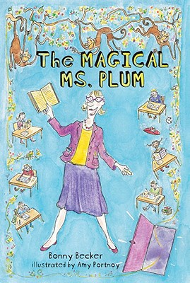 The Magical Ms. Plum Cover