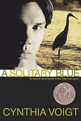 A Solitary Blue Cover