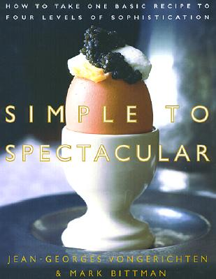 Simple to Spectacular Cover