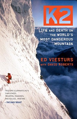K2: Life and Death on the World's Most Dangerous Mountain Cover Image