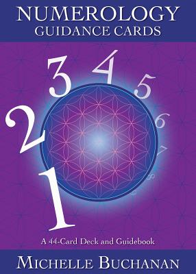 Numerology Guidance Cards: A 44-Card Deck and Guidebook Cover Image