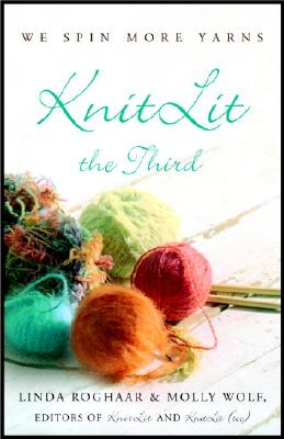 KnitLit the Third Cover
