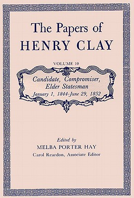 Cover for The Papers of Henry Clay, 10
