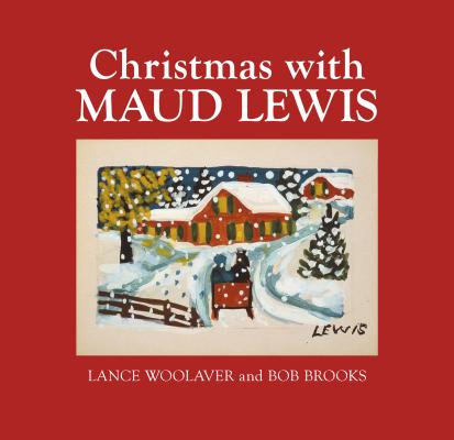 Christmas with Maud Lewis Cover Image